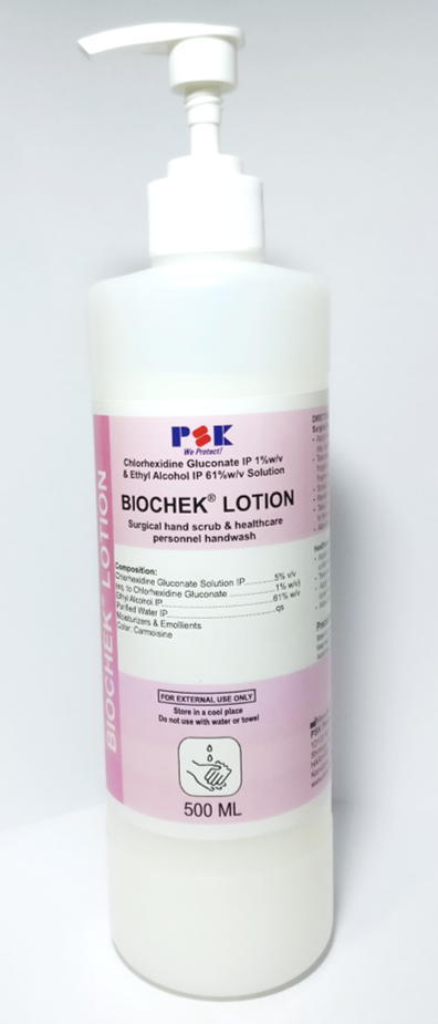 Biochek Lotion