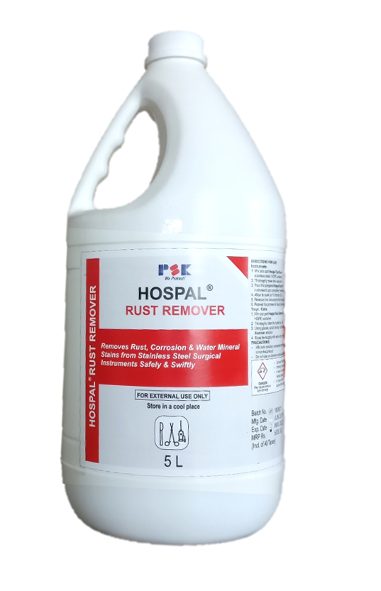 Hospal Rust Remover